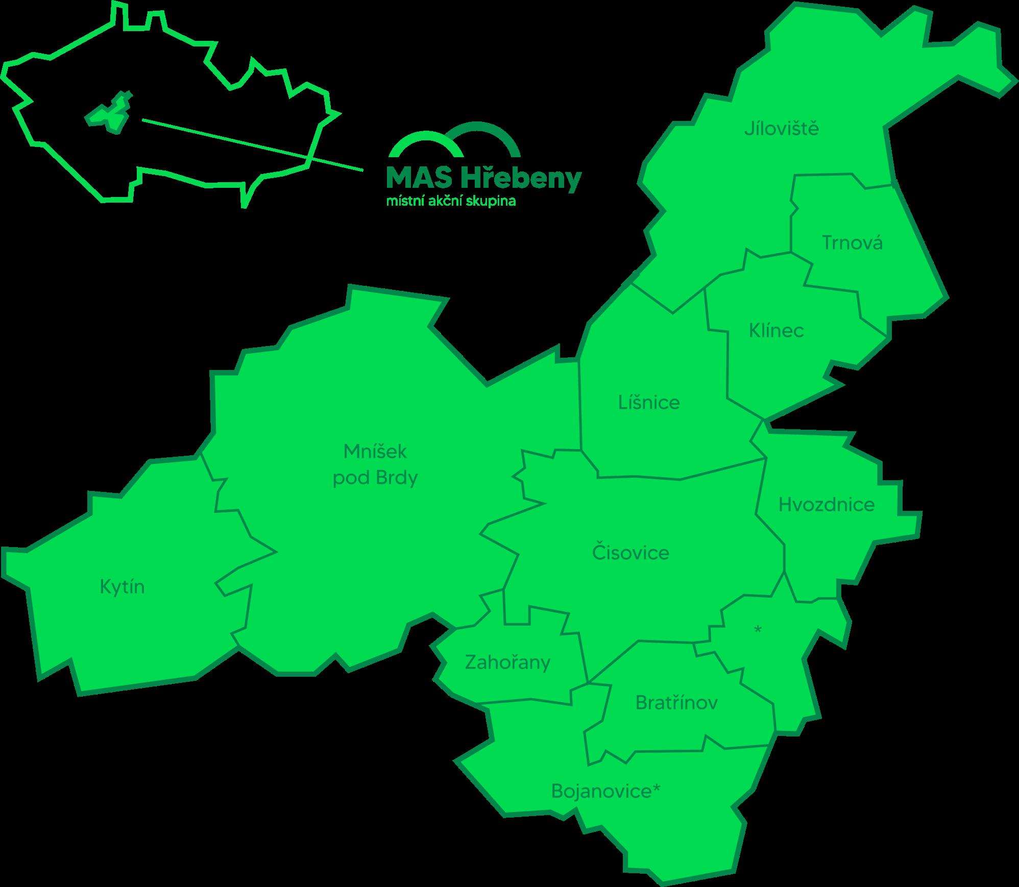 MAS-Hřebeny-mapa